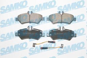Спирачни накладки SAMKO - 5SP1293
