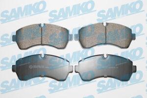 Спирачни накладки SAMKO - 5SP1295
