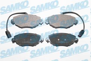 Спирачни накладки SAMKO - 5SP1302