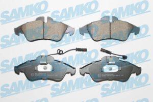 Спирачни накладки SAMKO - 5SP1304