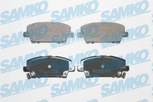 Спирачни накладки SAMKO - 5SP1317