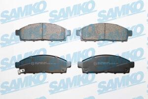 Спирачни накладки SAMKO - 5SP1319