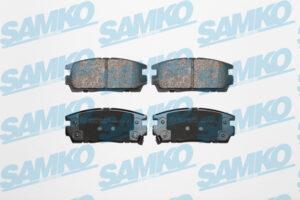 Спирачни накладки SAMKO - 5SP1323