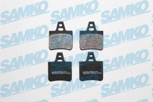 Спирачни накладки SAMKO - 5SP133