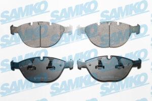 Спирачни накладки SAMKO - 5SP1330