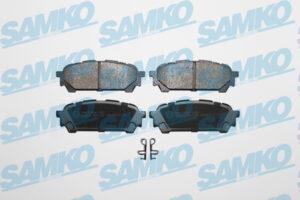 Спирачни накладки SAMKO - 5SP1335