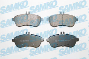 Спирачни накладки SAMKO - 5SP1340