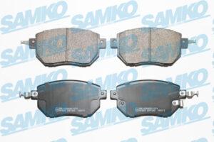 Спирачни накладки SAMKO - 5SP1342