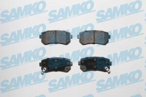 Спирачни накладки SAMKO - 5SP1344