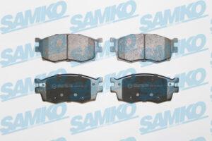 Спирачни накладки SAMKO - 5SP1345