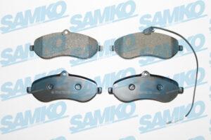 Спирачни накладки SAMKO - 5SP1348