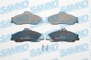 Спирачни накладки SAMKO - 5SP1355
