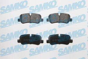 Спирачни накладкиSAMKO - 5SP1359