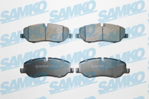 Спирачни накладки SAMKO - 5SP1360