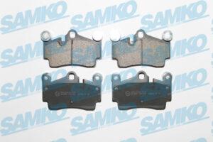 Спирачни накладки SAMKO - 5SP1362