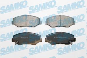 Спирачни накладки SAMKO - 5SP1364