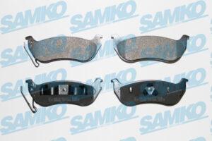 Спирачни накладки SAMKO - 5SP1366