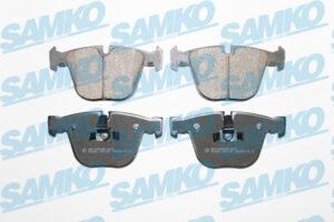 Спирачни накладки SAMKO - 5SP1367