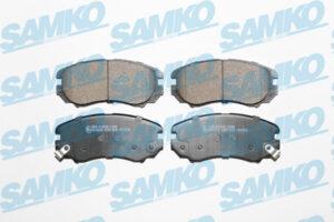 Спирачни накладки SAMKO - 5SP1369