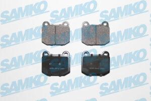 Спирачни накладки SAMKO - 5SP137