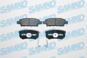 Спирачни накладки SAMKO - 5SP1373