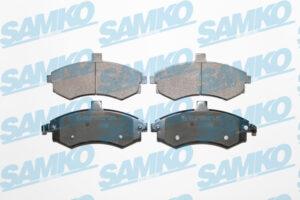 Спирачни накладки SAMKO - 5SP1374