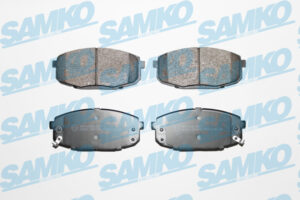 Спирачни накладки SAMKO - 5SP1375