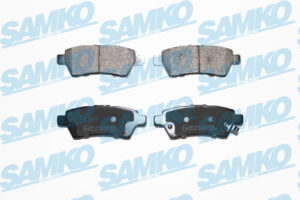 Спирачни накладки SAMKO - 5SP1377