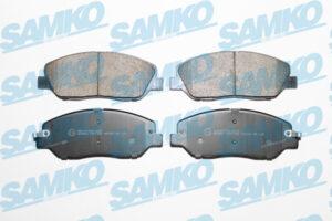 Спирачни накладки SAMKO - 5SP1382