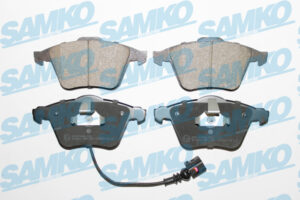Спирачни накладки SAMKO - 5SP1384