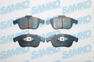 Спирачни накладки SAMKO - 5SP1388