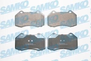 Спирачни накладки SAMKO - 5SP1389