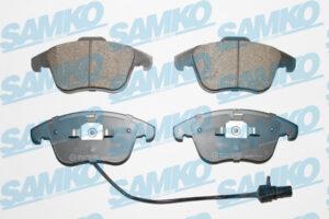 Спирачни накладки SAMKO - 5SP1391