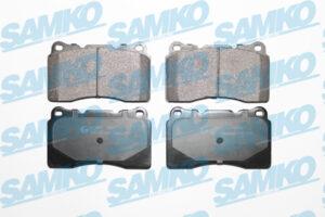 Спирачни накладки SAMKO - 5SP1394