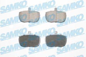 Спирачни накладки SAMKO - 5SP140