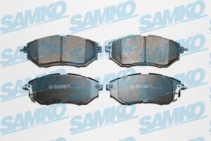 Спирачни накладки SAMKO - 5SP1402