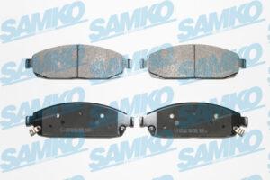 Спирачни накладки SAMKO - 5SP1403