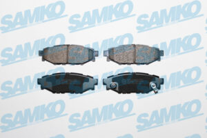 Спирачни накладки SAMKO - 5SP1408