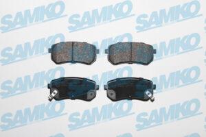 Спирачни накладки SAMKO - 5SP1411