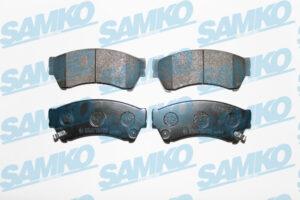 Спирачни накладки SAMKO - 5SP1413