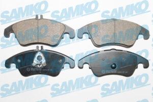 Спирачни накладки SAMKO - 5SP1421