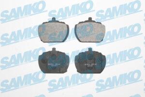 Спирачни накладки SAMKO - 5SP143