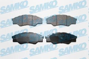 Спирачни накладки SAMKO - 5SP1452
