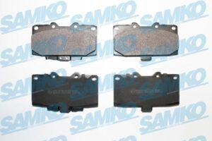 Спирачни накладки SAMKO - 5SP1453