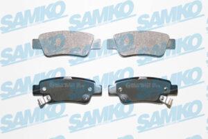 Спирачни накладки SAMKO - 5SP1455