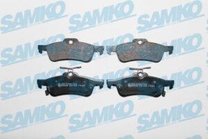 Спирачни накладки SAMKO - 5SP1458