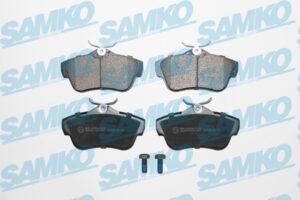 Спирачни накладки SAMKO - 5SP1460