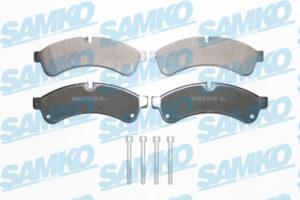 Спирачни накладки SAMKO - 5SP1461