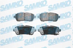 Спирачни накладки SAMKO - 5SP1464