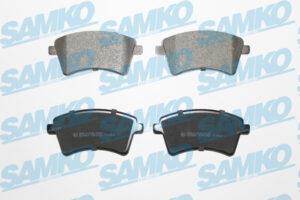 Спирачни накладки SAMKO - 5SP1465